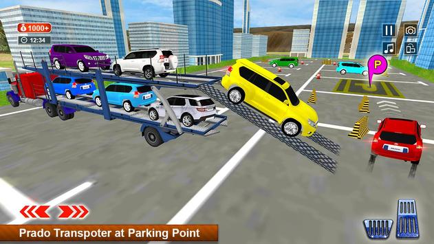 Transporter Games Multistory Car Transport screenshot 2