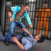 Gangster Jail Escape 3D: GBT New Prison Games 2019 icon