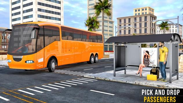 Tourist Bus Adventure poster