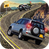 Offroad Prado Car Drifting 3D: New Car Games 2019 icon