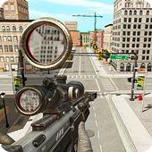 New Sniper Shooting 2019 icon