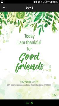 I am Thankful - Perfect for Thanksgiving! screenshot 2