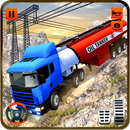 Oil Tanker Transport Truck Driver & Train Games APK Android