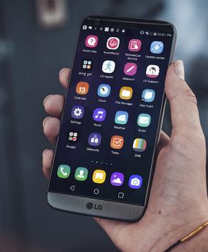 Lg G6 Theme Store