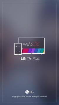 LG TV Plus Plakat