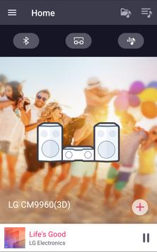 Music Flow Bluetooth Poster