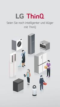 LG ThinQ Plakat