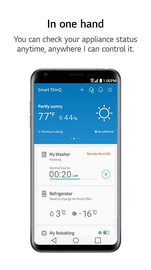 LG SmartThinQ for Android - APK Download