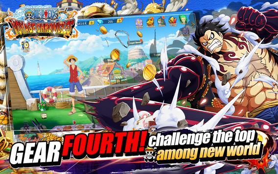 OP:Voyage Chronicles ảnh chụp màn hình 6