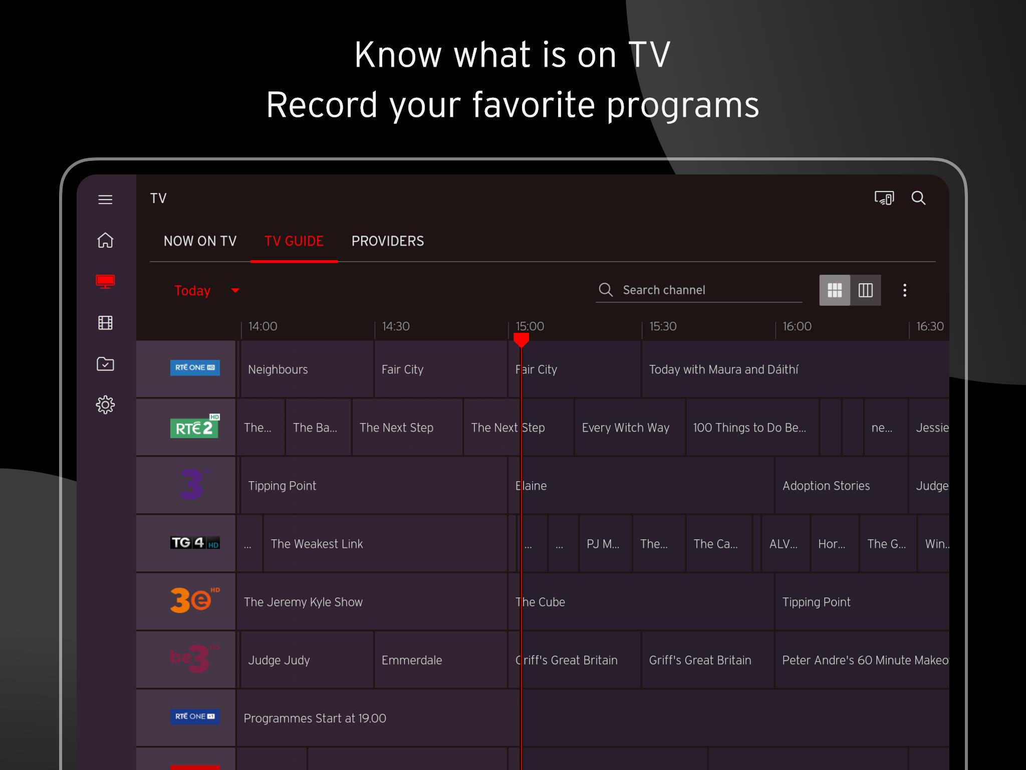 Virgin TV for Android - APK Download