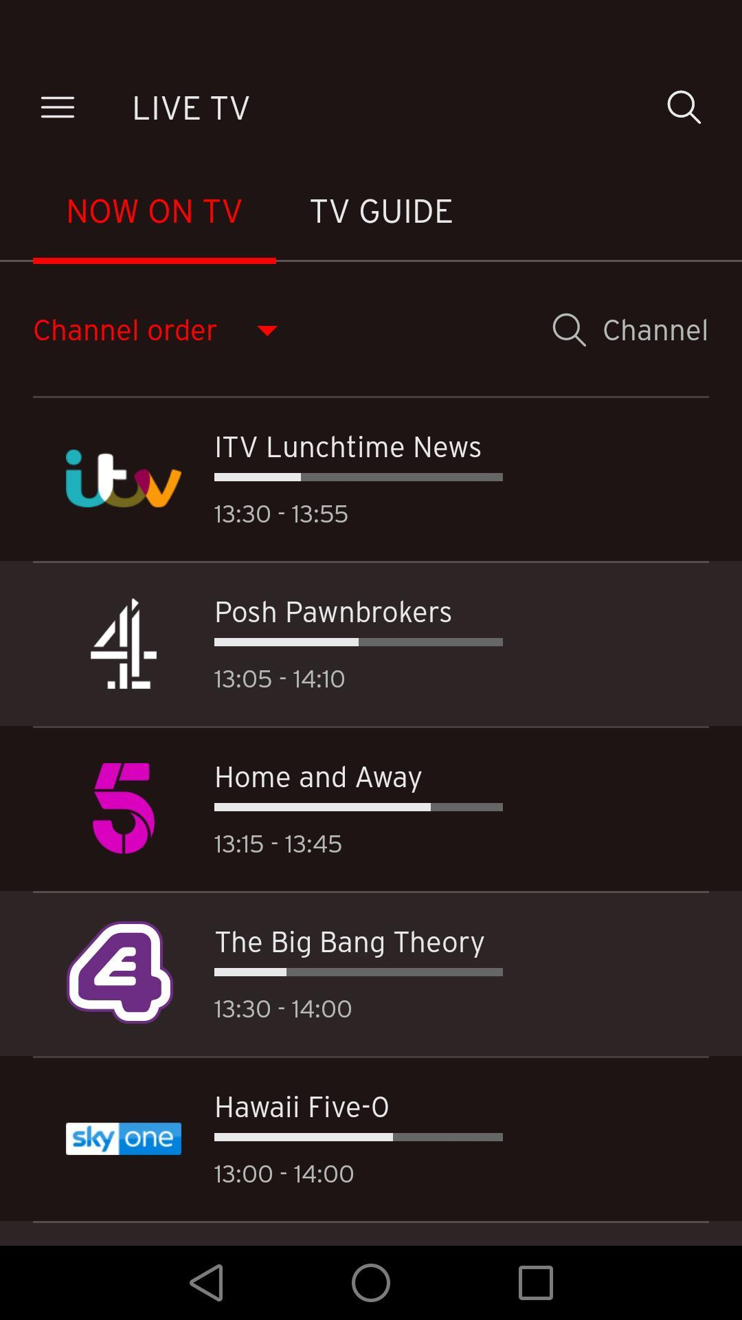 Virgin TV Go for Android - APK Download