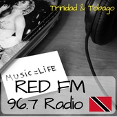 96.7 Red Fm Trinidad And Tobago Radio Stations HD icon