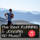 Gym Running Jogging Songs Music Player Radio Free icon