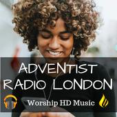 London Seventh Day Adventist Radio Fm Music App HD icon