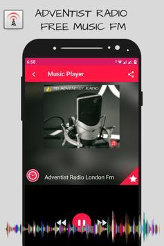 London Seventh Day Adventist Radio Fm Music App HD screenshot 3