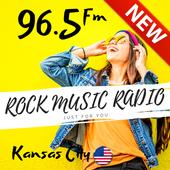 Radio 96.5 Fm Kansas Stations Online Music Live HD icon