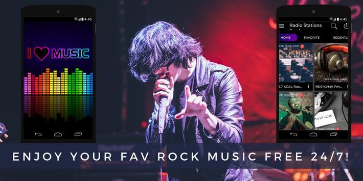Radio 96.5 Fm Kansas Stations Online Music Live HD poster
