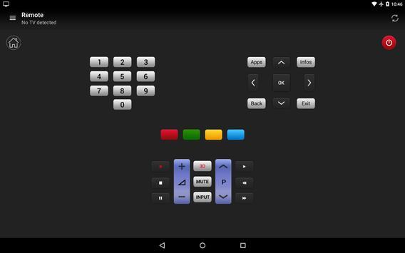 Remote for LG TV screenshot 2