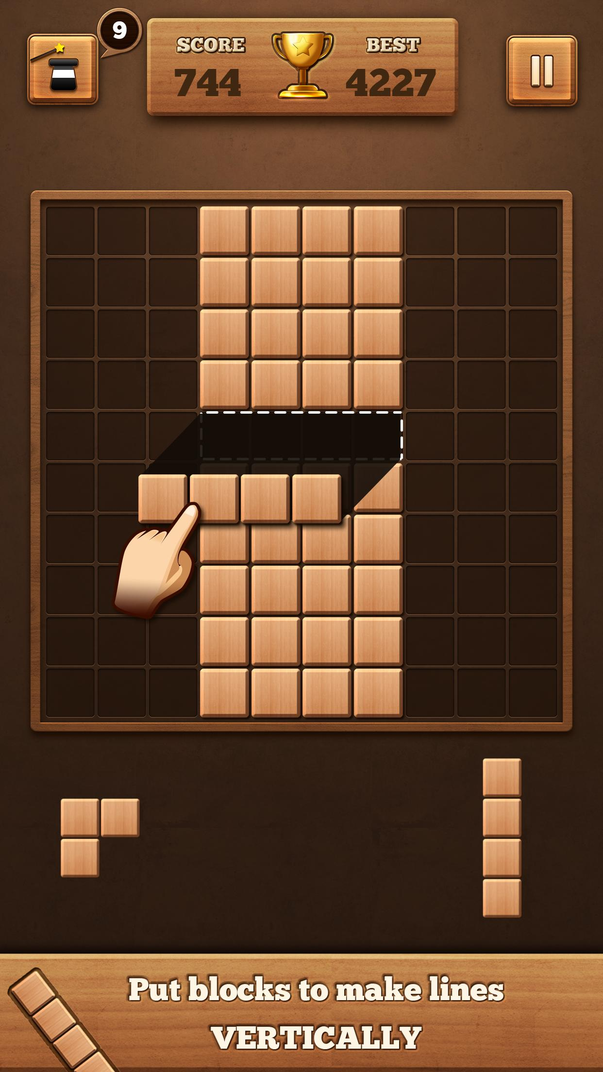 Fill Wooden Block For Android Apk Download
