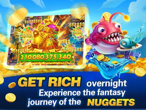 777Fish Casino: Cash Frenzy Slots 888Casino Games screenshot 22