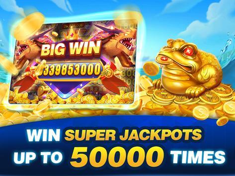 777Fish Casino: Cash Frenzy Slots 888Casino Games screenshot 23