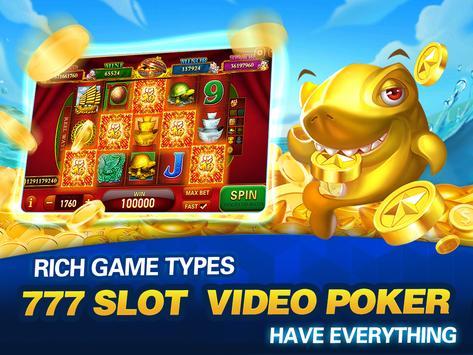 777Fish Casino: Cash Frenzy Slots 888Casino Games screenshot 19