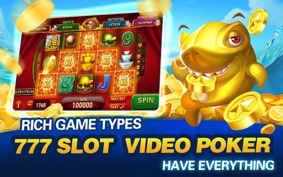 777Fish Casino: Cash Frenzy Slots 888Casino Games screenshot 11