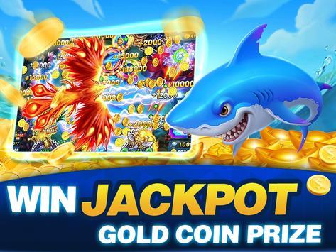 777Fish Casino: Cash Frenzy Slots 888Casino Games screenshot 16