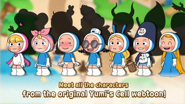 Yumi's Cells the Puzzle screenshot 11