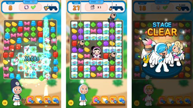 Yumi's Cells the Puzzle screenshot 5
