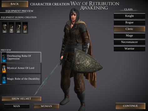 Way of Retribution: Awakening screenshot 13