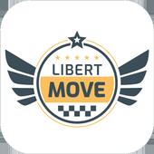LibertMove Passageiro icon