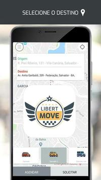 LibertMove Passageiro poster