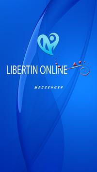Libertin Online Messenger poster