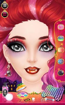 Halloween Makeup Me screenshot 11