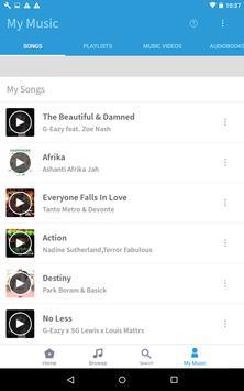 Freegal Music Ekran Görüntüsü 7
