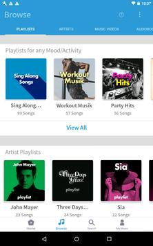 Freegal Music Ekran Görüntüsü 8