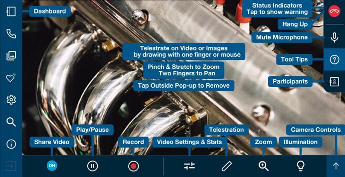Librestream Onsight Connect スクリーンショット 5
