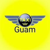 Guam taxi icon