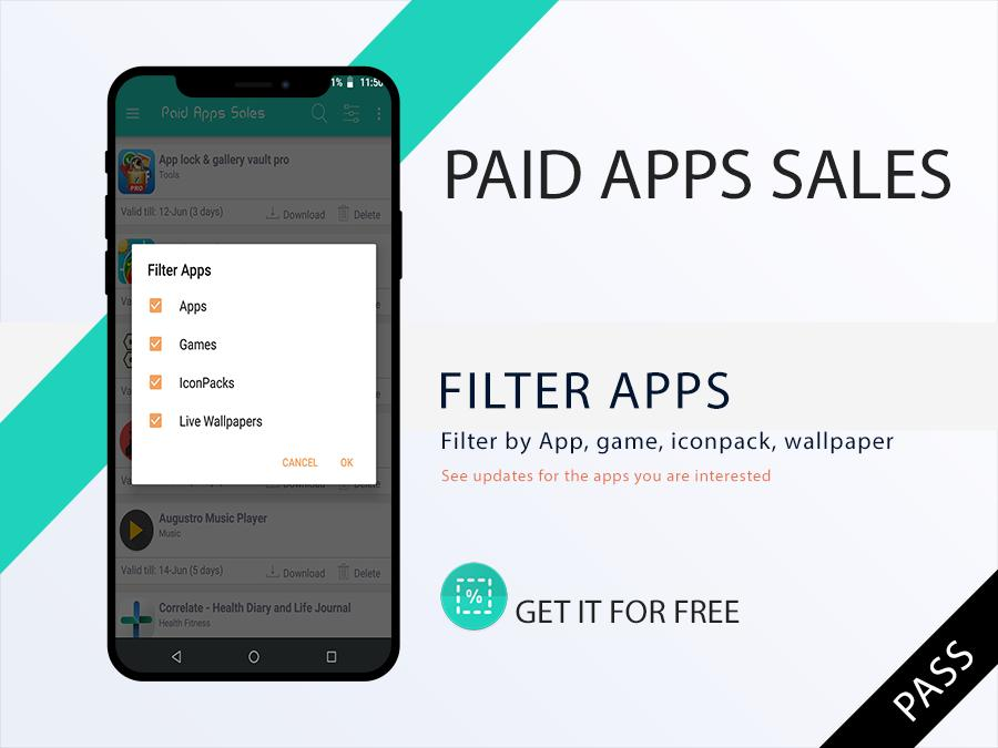 Paid Apps Sales Pro - Apps Free For Limited Time for Android - APK Download