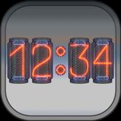 Nixie Night Clock icon