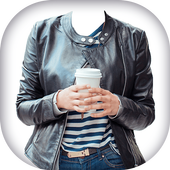 Women Jacket Photo Suit Editor icon