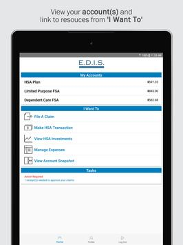 EDIS Debit Card Solution screenshot 4