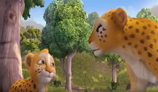 Lion Cartoon screenshot 4