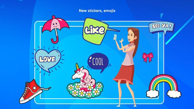 Messenger Light for SMS Online - Video Chat screenshot 13