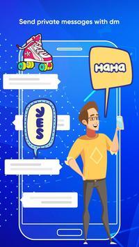 Messenger Light for SMS Online - Video Chat screenshot 5