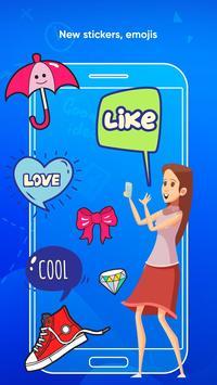 Messenger Light for SMS Online - Video Chat screenshot 6