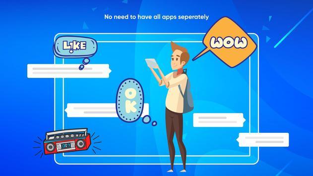 Messenger Light for SMS Online - Video Chat screenshot 8