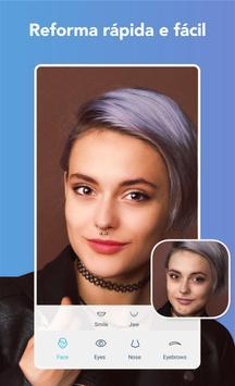 Facetune2 - Edição, filtros e retoque para selfies imagem de tela 1