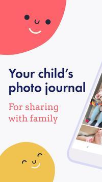 Kids' photo journal for family by Lifecake Ltd. poster
